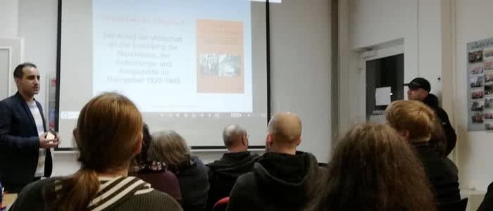 Diskussionsabend: Ursachen des Aufstiegs der Nazionalsozialisten im Ruhrgebiet